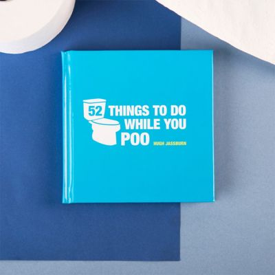 Adventsgaver - Bog 52 Things To Do While You Poo