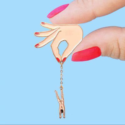 Smykker - Lille-mand-pin