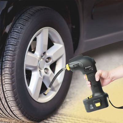 Cool redskaber - Luftpumpe til dæk og bolde