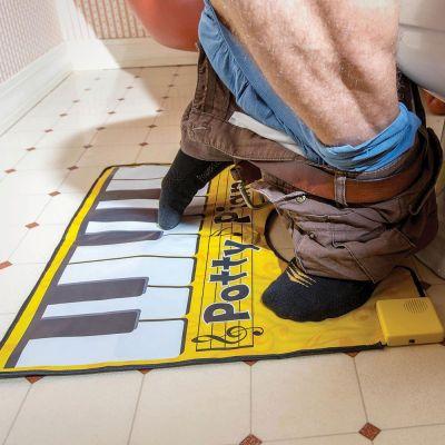 Nyt - WC Klaver-måtte