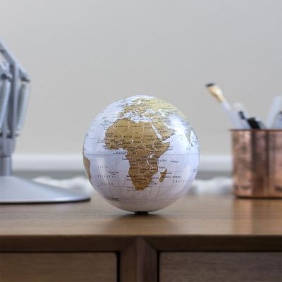 Julegaver til børn - Roterende Mini Globus