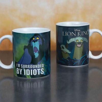 Disney - Løvernes Konge Scar Krus