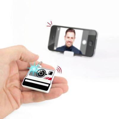 Gadgets til telefonen - Selfieme - udløser med Bluetooth