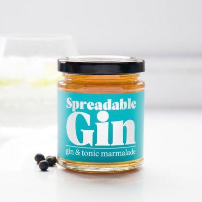 Sjove gaver - Marmelade med Gin & Tonic