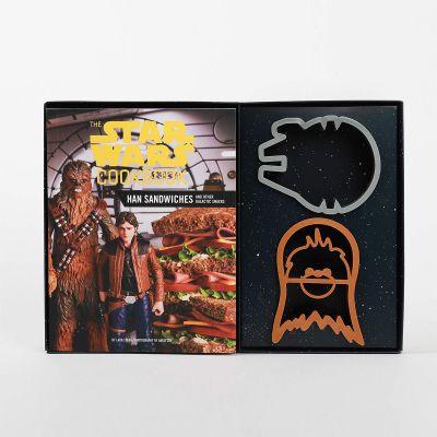 Star Wars Kogebog med sandwichforme