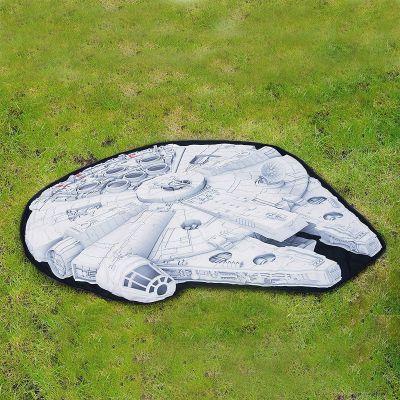 Udendørs - Star Wars Tusindårsfalken picnic tæppe