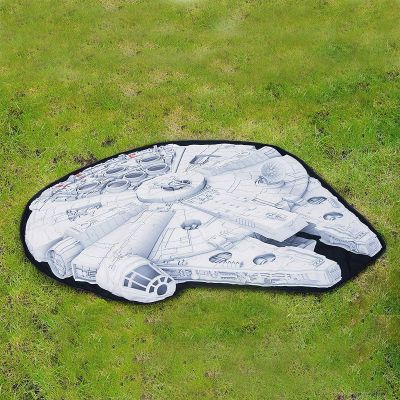 Star Wars - Star Wars Tusindårsfalken picnic tæppe