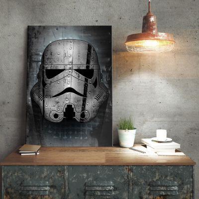 Plakat - Star Wars Metalplakat - Irontrooper