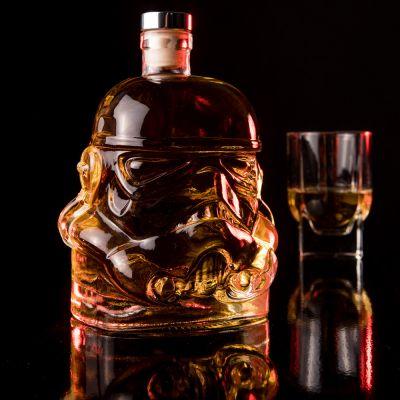 Star Wars - Original Stormtrooper Glas-Karaffel