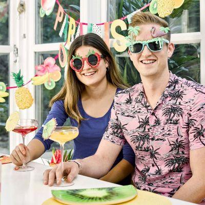Havefest tilbehør - Jordbær solbriller
