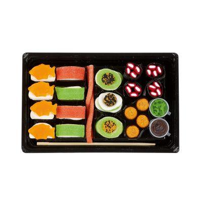 Sødt - Vingummi Sushi