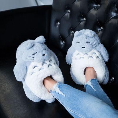 Hjemmesko - Totoro tøfler