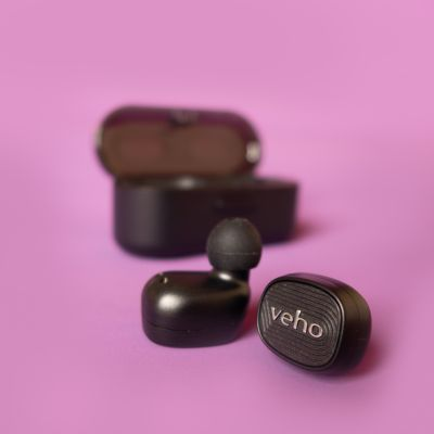 Højtalere & headsets - Veho ZT-1 True Wireless Bluetooth Høretelefoner