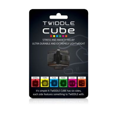 Adventsgaver - Twiddle Cube Anti-Stress-Terning