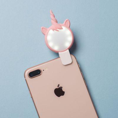 Kamera & foto - Enhjørninge Selfie Light