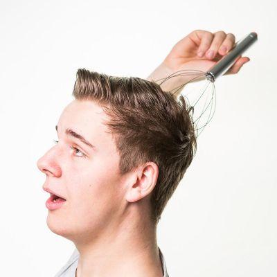 Badeværelse - Angel Fingers massageapparat til hovedet