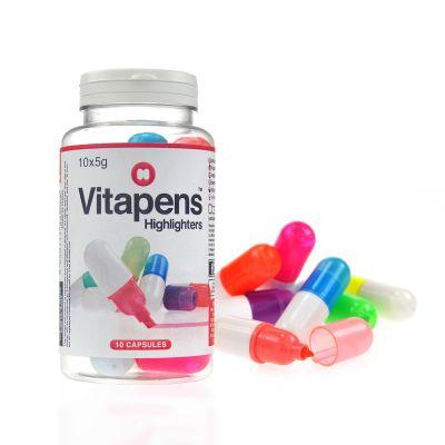 Sjov på kontoret - Vitapens Highlighters
