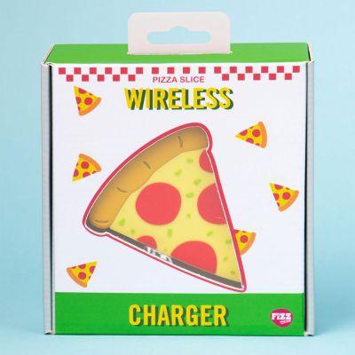 Trådløs oplader pizzaslice