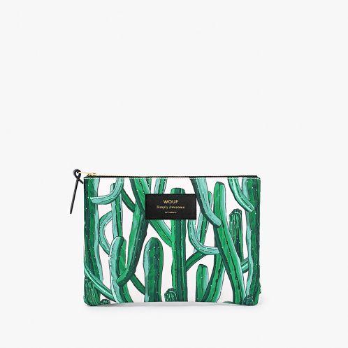 Vild nok Kaktus taske