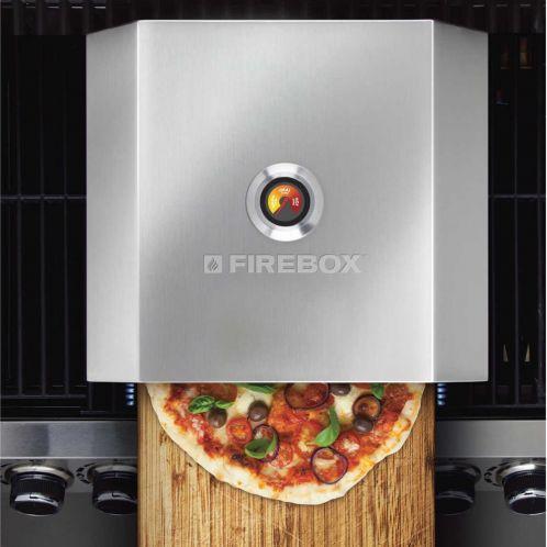 Pizzaovn til grillen