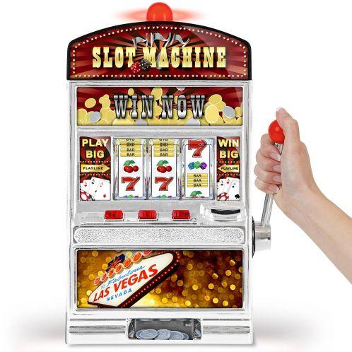 Gaveideer - Slot Machine - Enarmet tyveknægt
